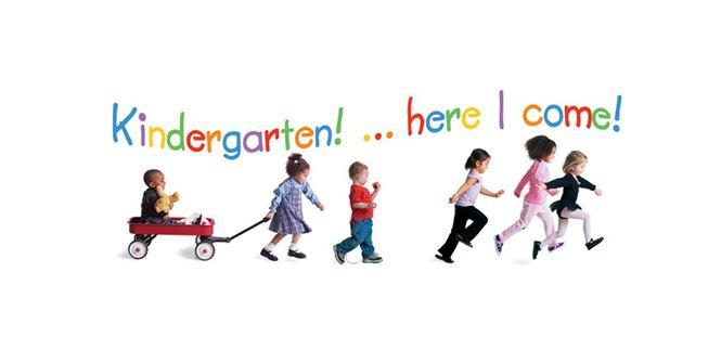 Now Registering Kindergarten 2017-18