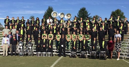 1A Band State Champions! 4 times in a row!!!!