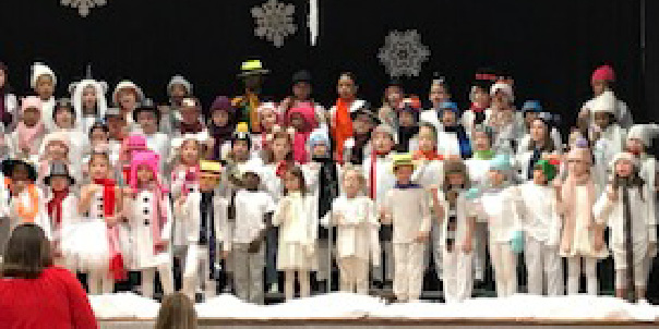 2nd grade winter program