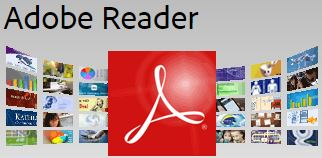 Adobe Reader Required