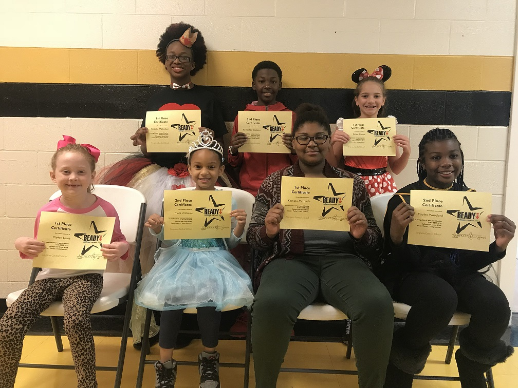 Poster & Poetry Contest Winners
