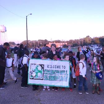 National Walk to School Day - October 7