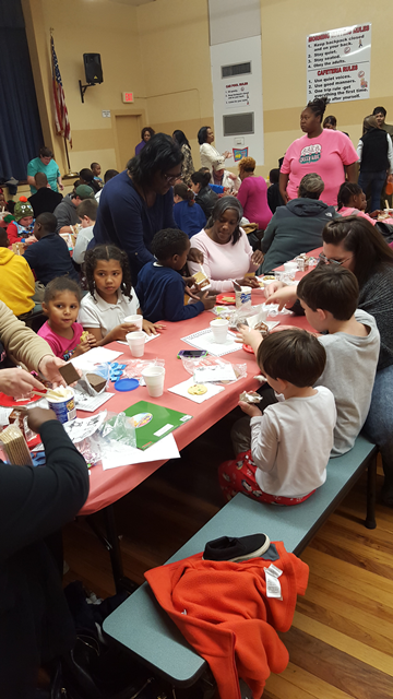 Family Night at East Side - December 3