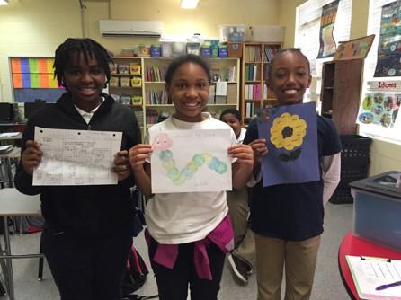 WCE - Hannah Pollard's 4th Grade Class