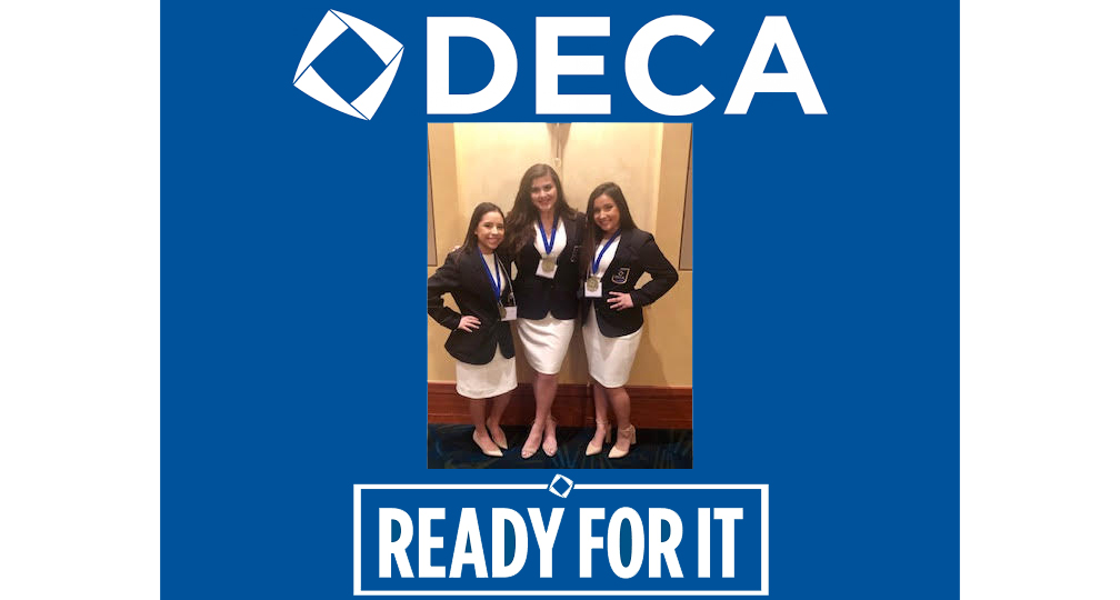 DECA Earns Second Place