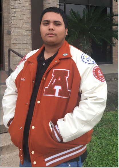 TEEN OF THE WEEK - ALEXANDER TOBAR