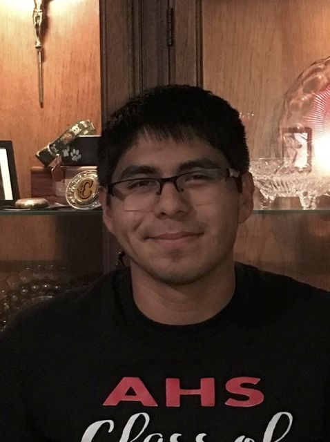 TEEN OF THE WEEK - MATTHEW GALLEGOS