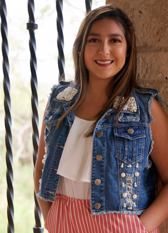 TEEN OF THE WEEK - ALIANA GAMBOA