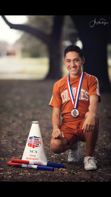 TEEN OF THE WEEK - Greg Rodriguez