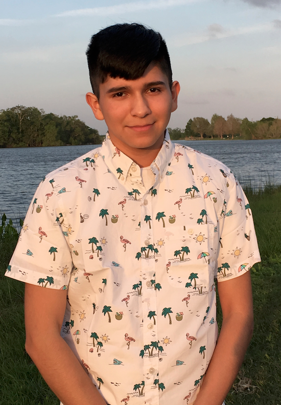 TEEN OF THE WEEK - JOE LOPEZ
