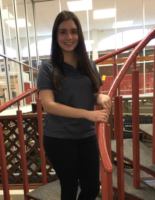 TEEN OF THE  WEEK - JILLIAN VILLARREAL