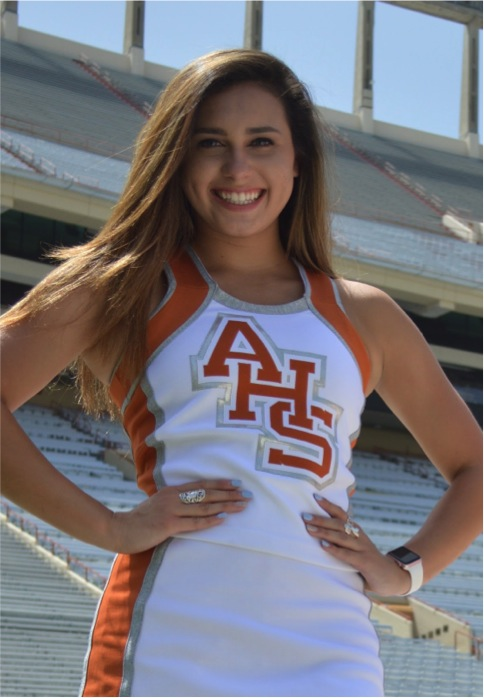TEEN OF THE WEEK:  MIKAELA MARTINEZ