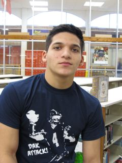 TEEN OF THE WEEK: ADRIAN CANTU