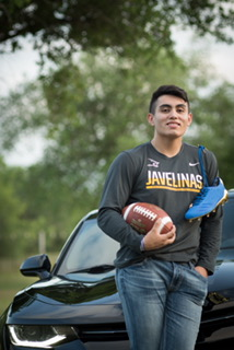 TEEN OF THE WEEK - ANDRES BARRIOS