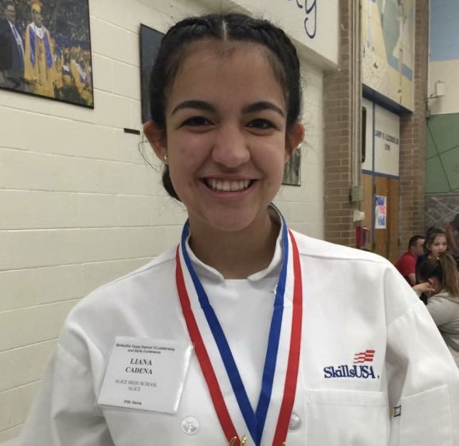 TEEN OF THE WEEK - LIANA L. CADENA