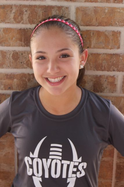 TEEN OF THE WEEK - Larissa Luna