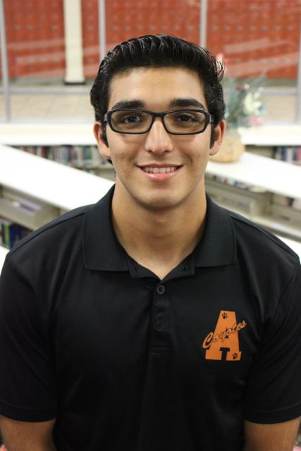 TEEN OF THE WEEK - JOSE ZAMORA