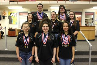 AHS Academic Decathlon