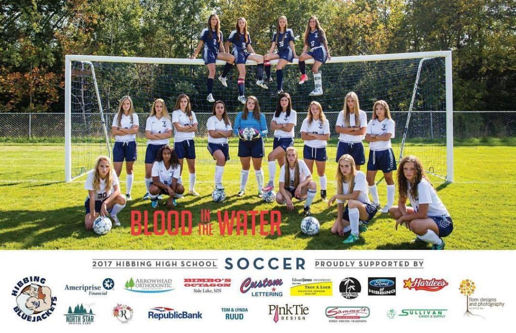 Chisholm Girls' Soccer