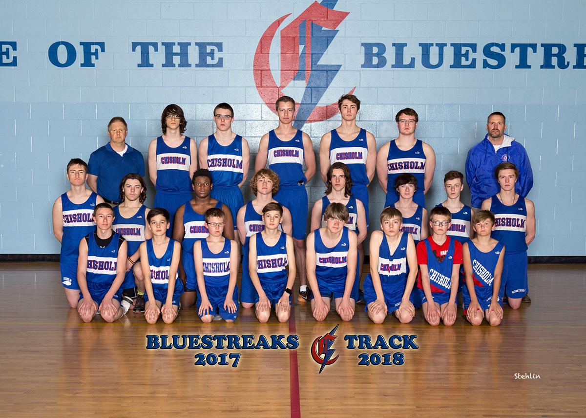 Boys Varsity Track 2018-2019