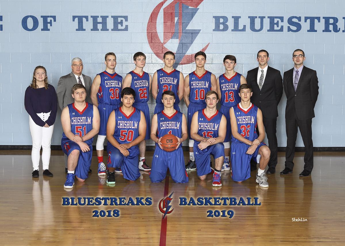 Varsity Team 2018-2019