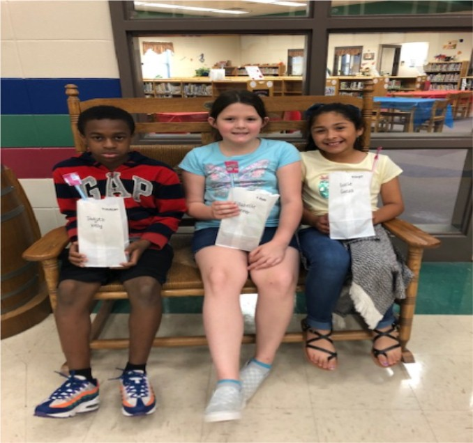 4th Grade April SOAR Students