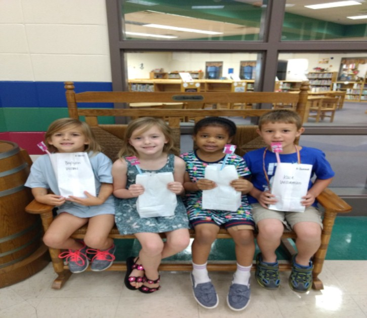 Kindergarten April SOAR Students