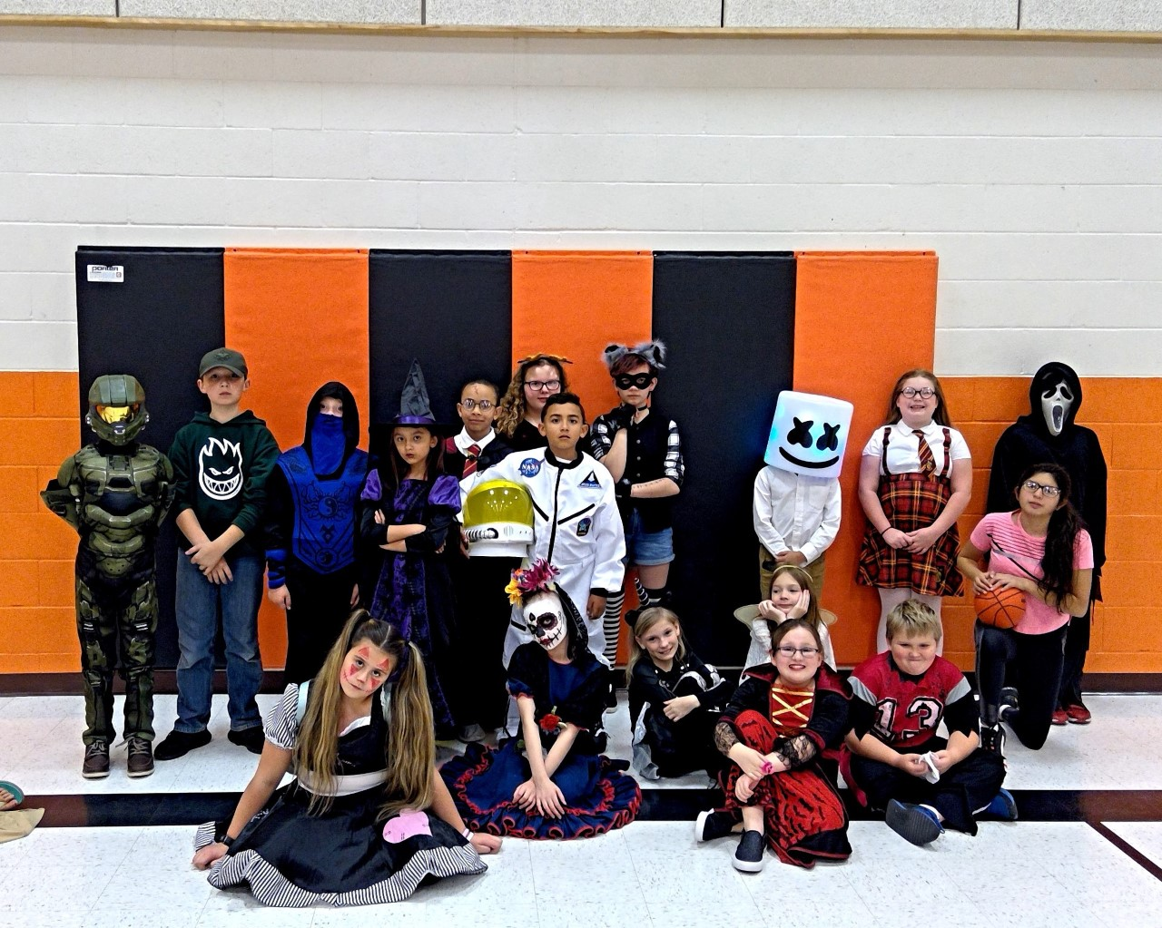 Student Council Halloween Lock-In