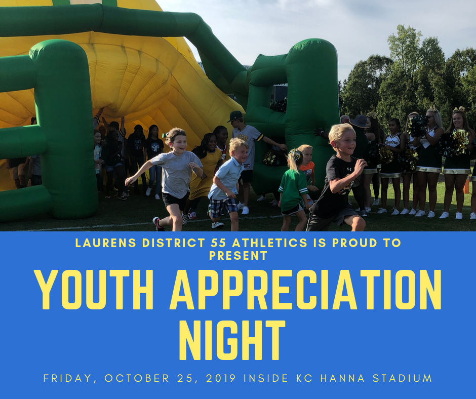 Youth Appreciation Night