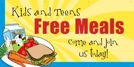 Free Summer Meals in L55