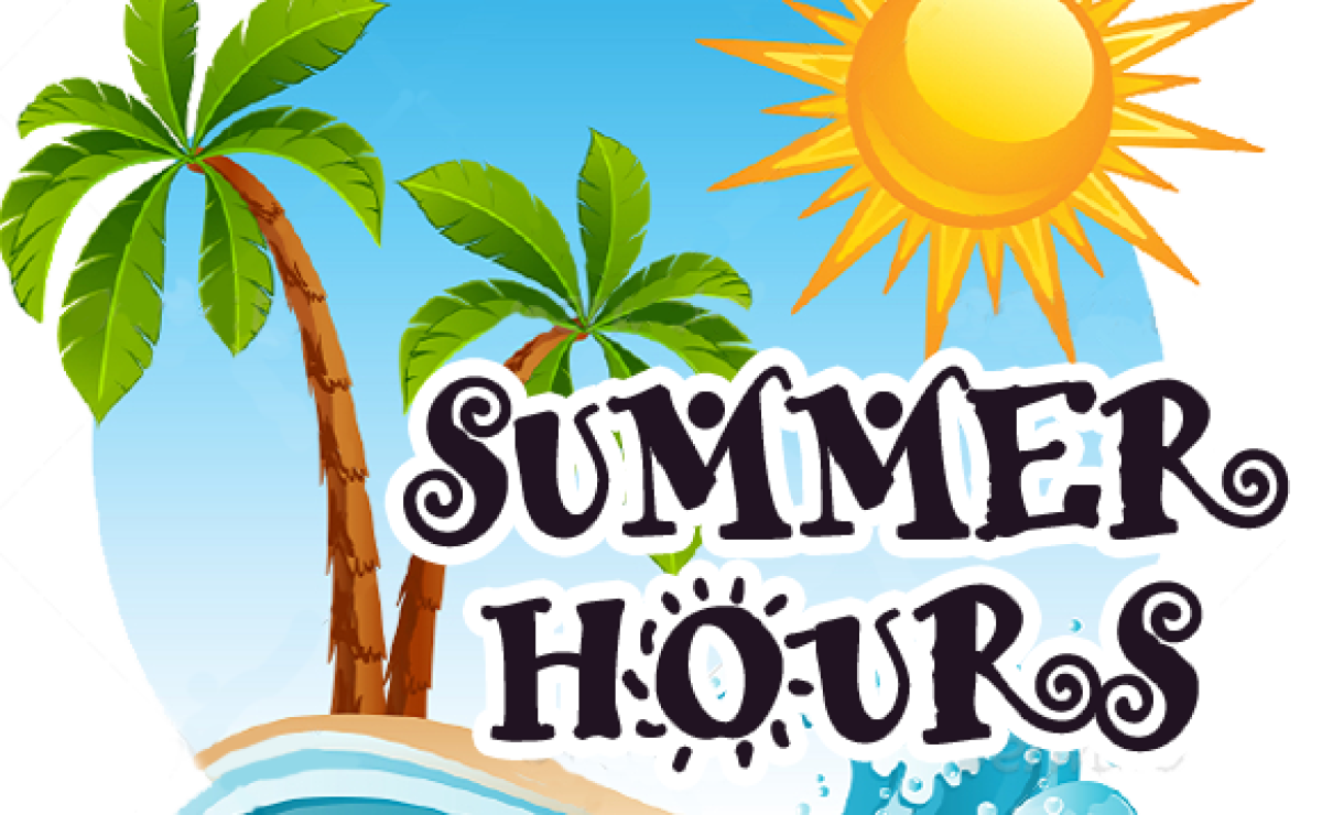District Office Summer Hours