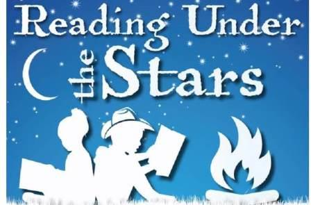 Reading Under the Stars - OCTOBER 19