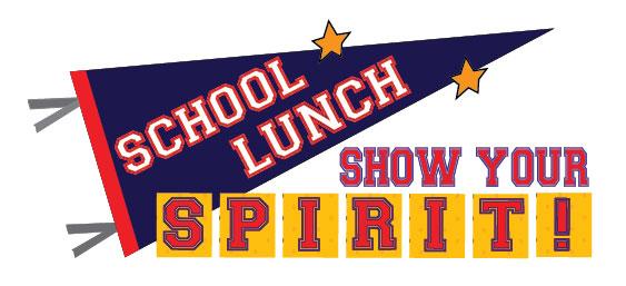 National School Lunch Week is October 10-14