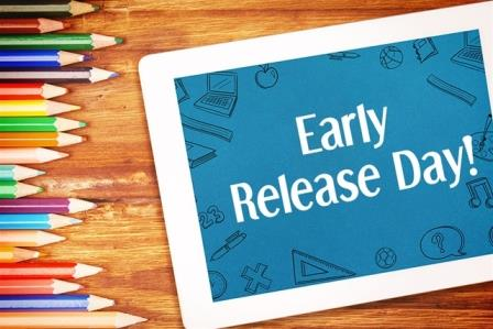 Early Release for Students/Professional Development for Staff