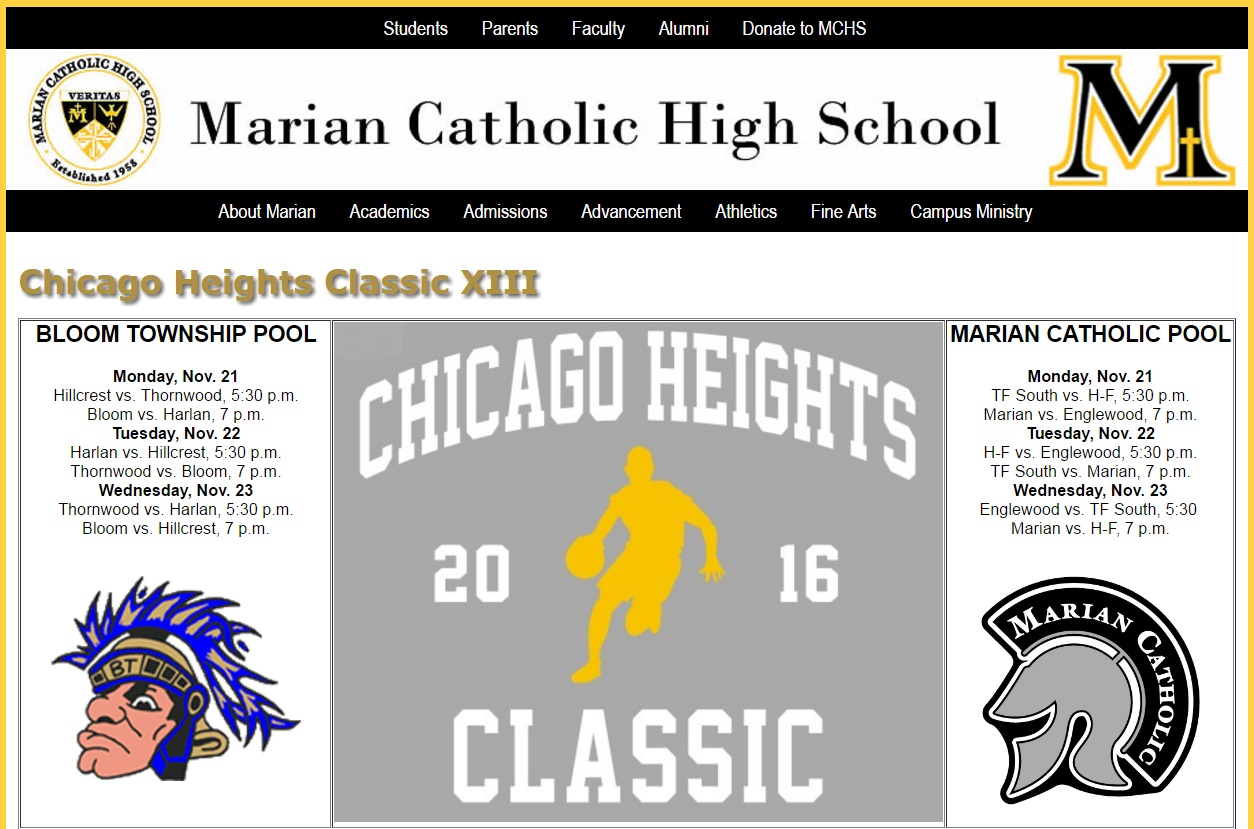 Chicago Heights Classic
