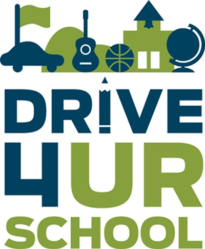Join Us:   Drive 4 Ur School is Monday Sept. 18th
