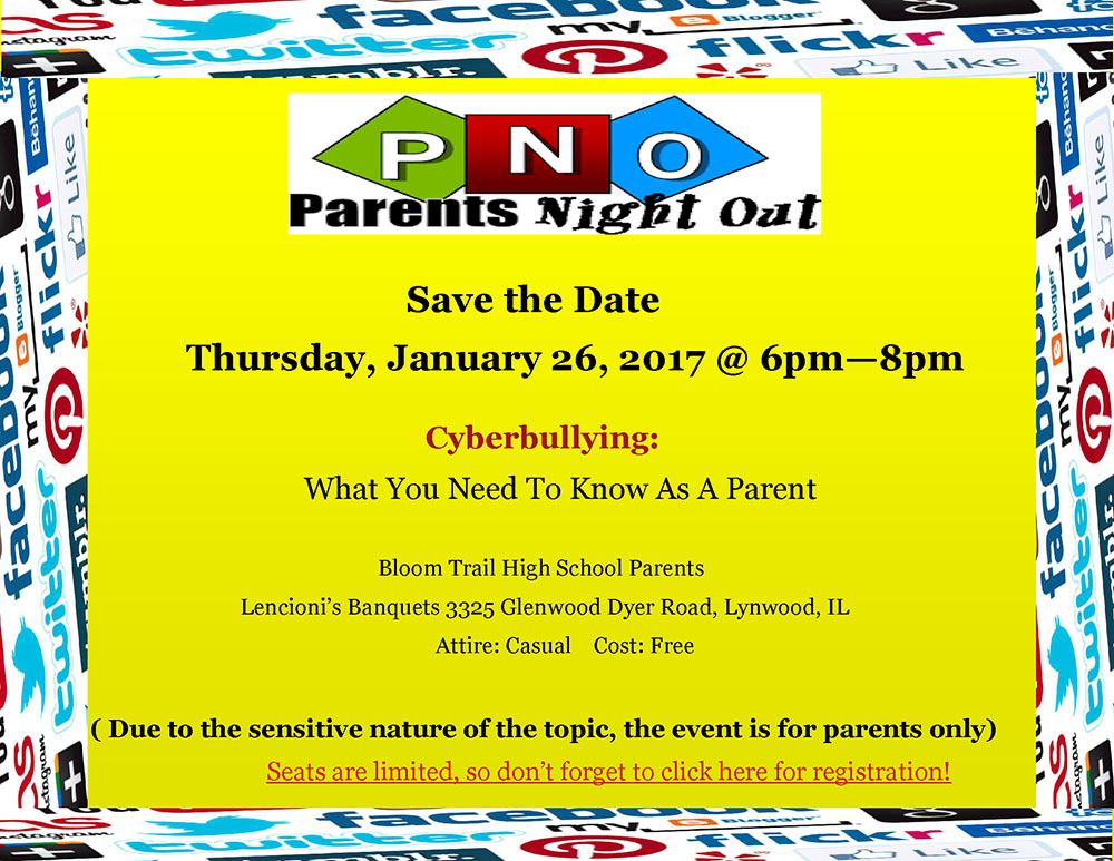 Parents Night Out Tackles Cyberbullying
