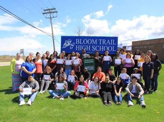 Bloom Trail Wins Vocabulary Bowl State Championship