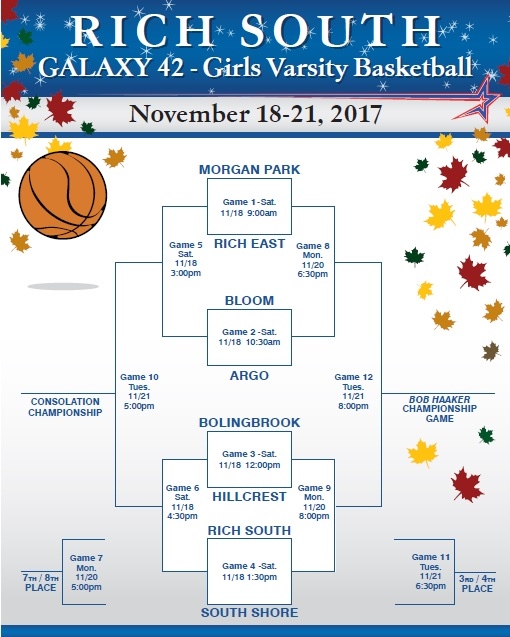 Girls' BB Holiday Tournament