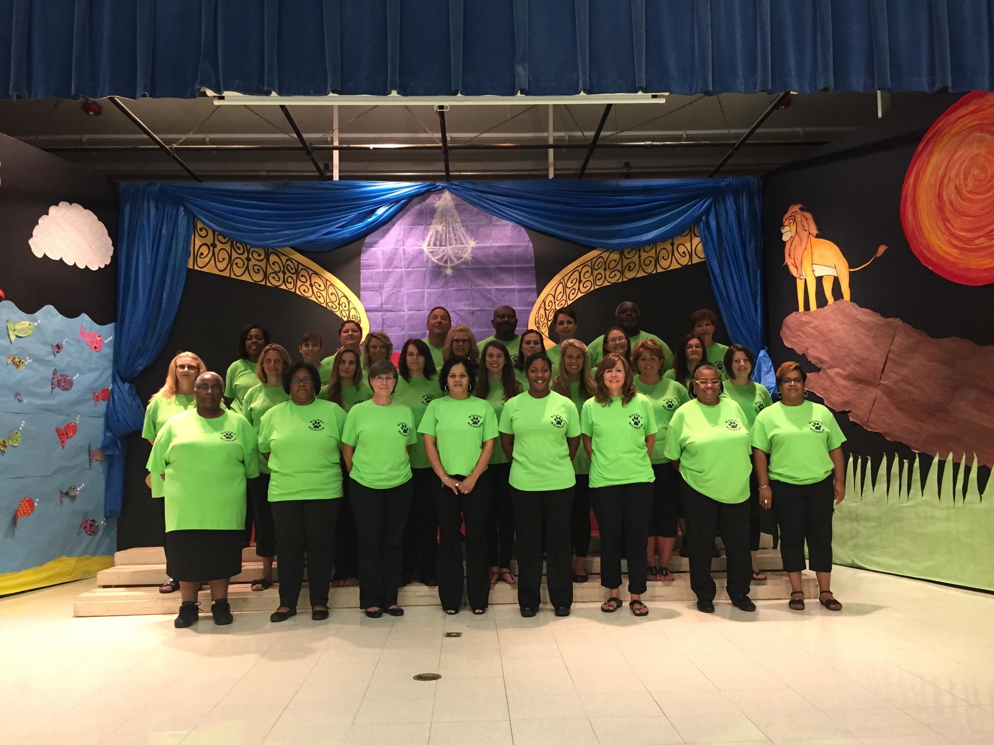 Wilton Elementary Staff