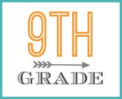 9TH GRADE ~ LIST