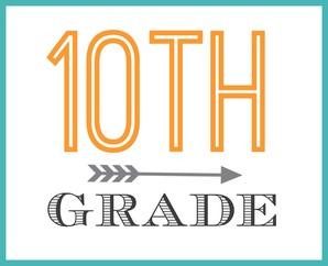 10TH GRADE ~ LIST