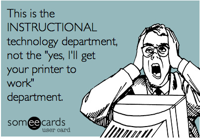 Instructional Technologists