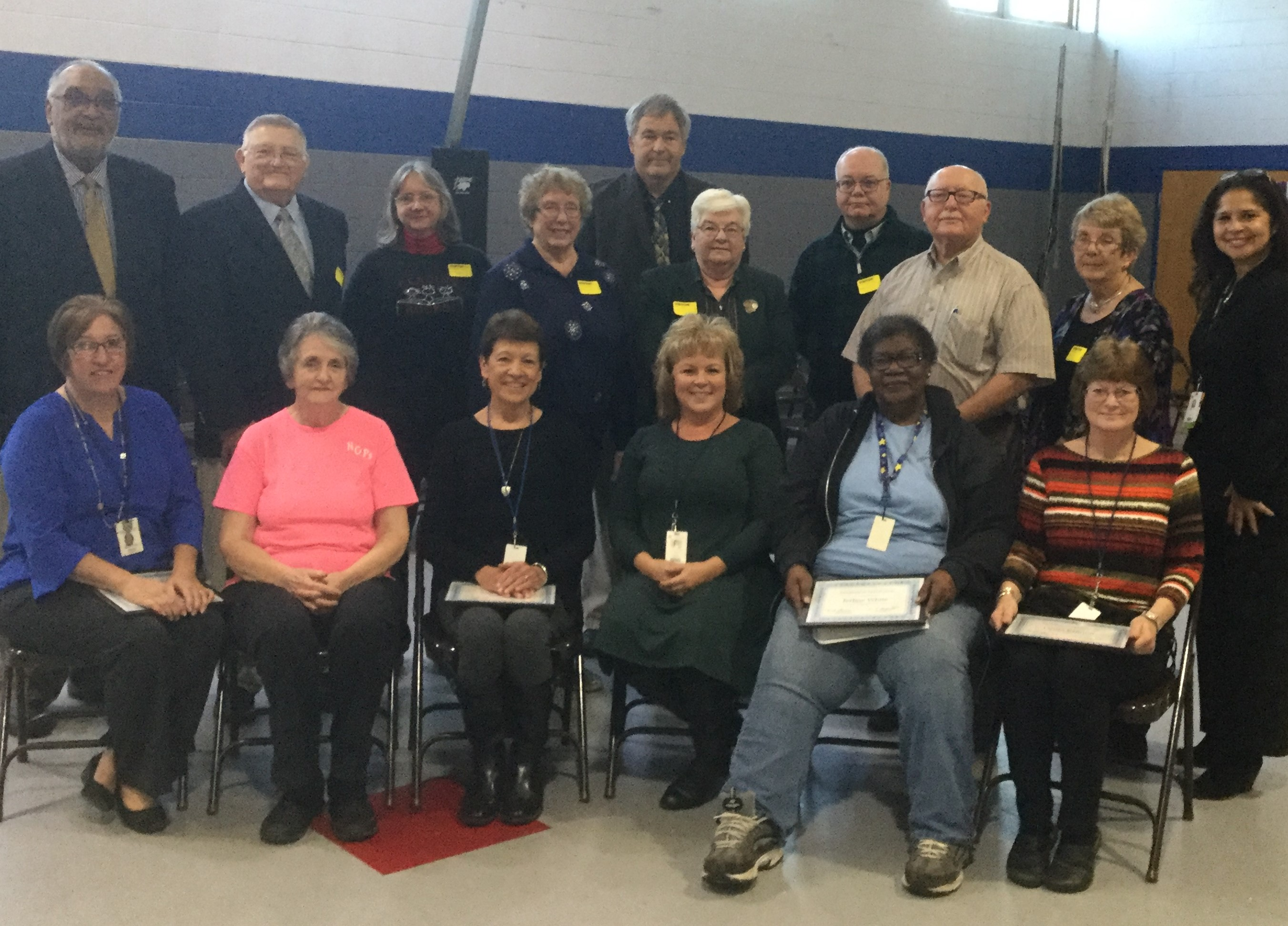 OES Celebrate 25 Years