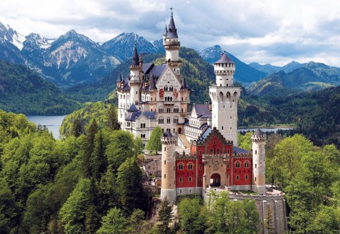 Travel to Austria, Germany, and Switzerland with GBHS in 2019