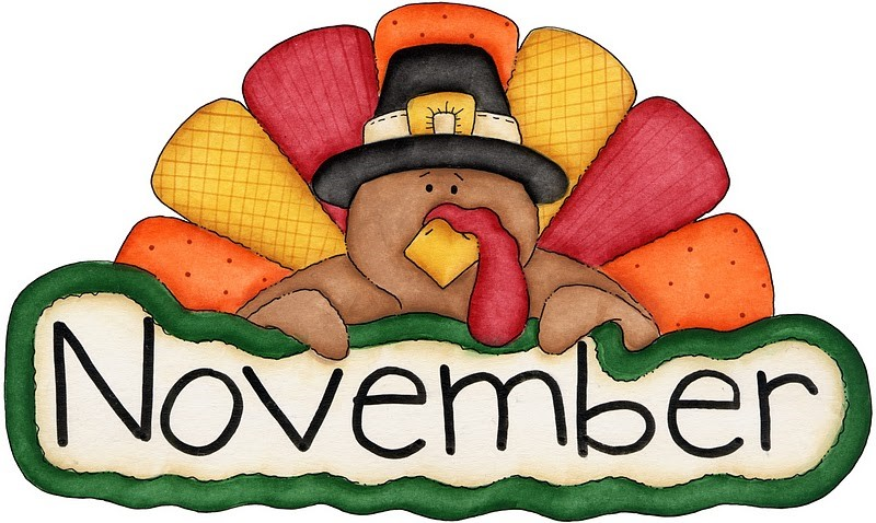November Senior Newsletter
