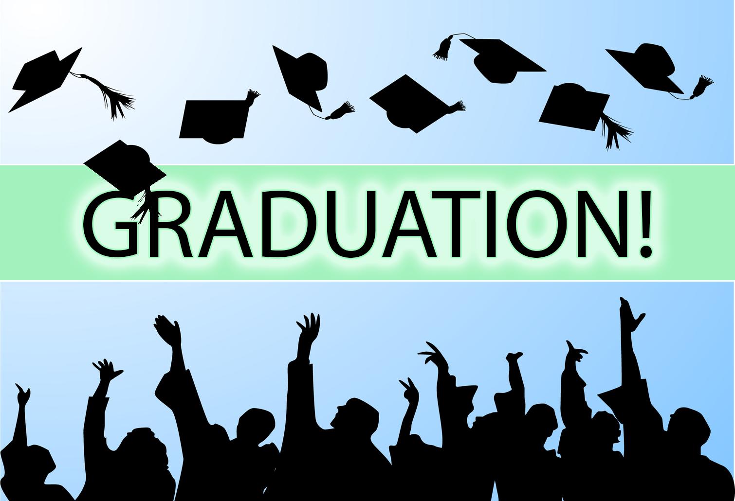 Graduation, May 27th, 2017, 10am