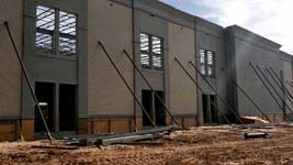 New LBHS Construction