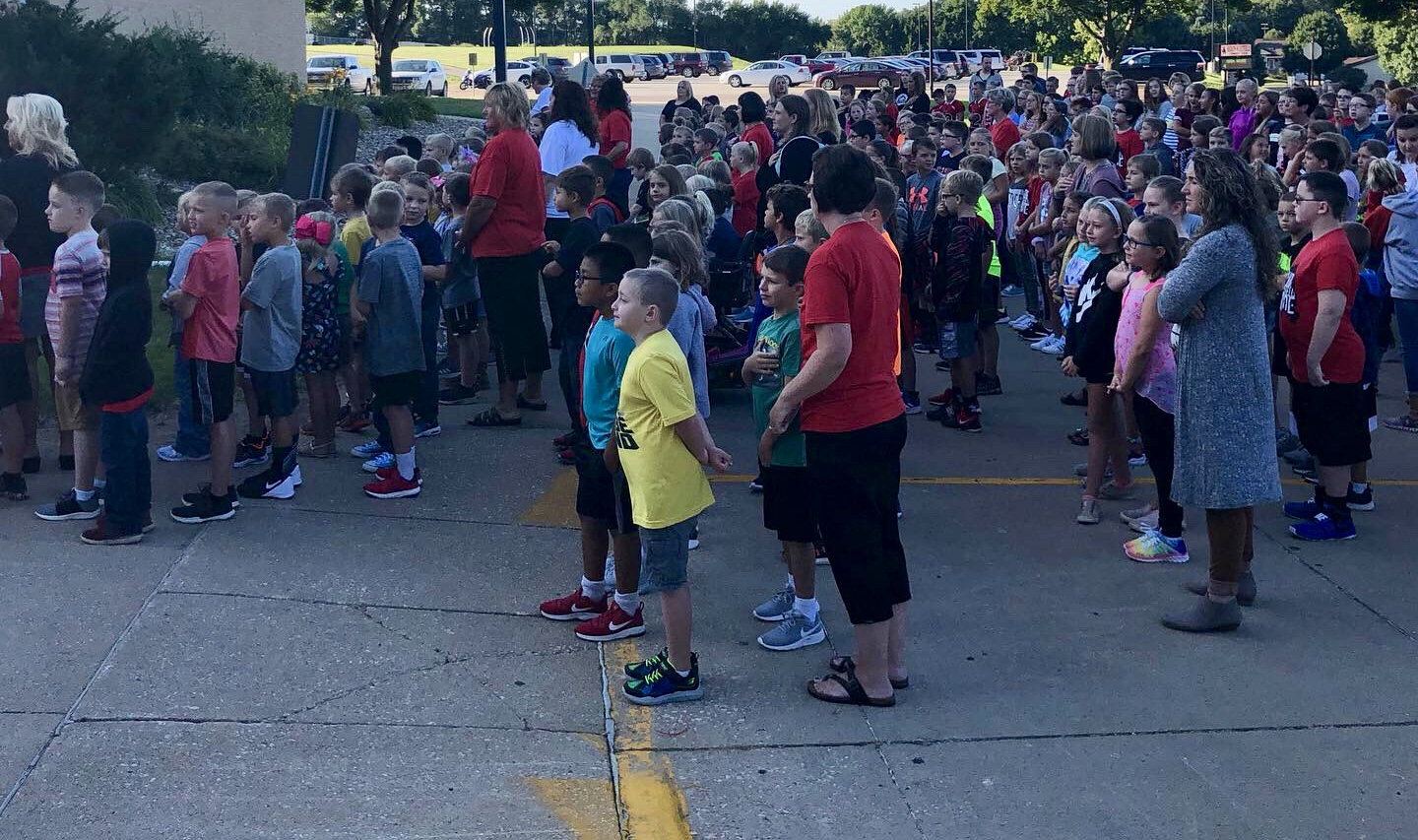 Kicking off the 2019-2020 School Year