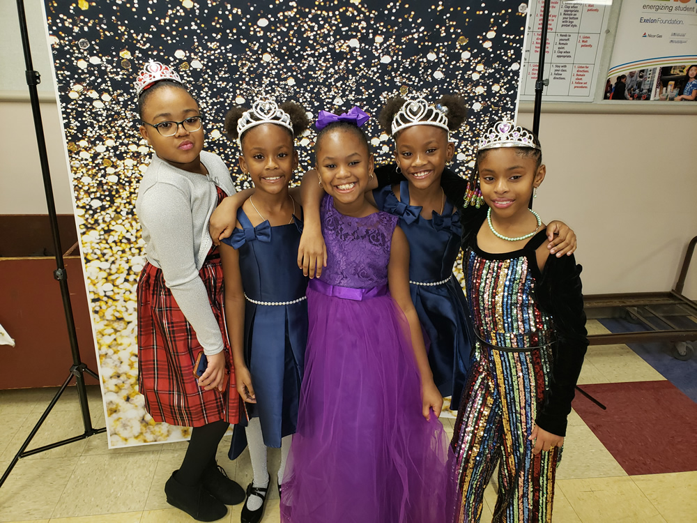 2019 Ties and Tiaras Dance